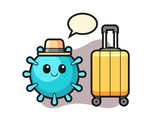 dibujos-animados-virus-equipaje-vacaciones_152558-2672